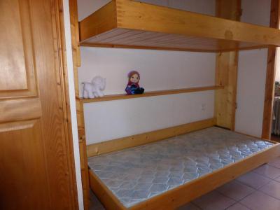 Urlaub in den Bergen 3-Zimmer-Berghütte für 8 Personen (105) - Résidence les Jardins Alpins - Saint Gervais - Offener Schlafbereich
