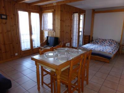 Urlaub in den Bergen 2-Zimmer-Berghütte für 6 Personen (B24) - Résidence les Jardins Alpins - Saint Gervais