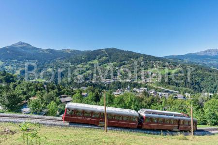 Urlaub in den Bergen Résidence les Jardins Alpins - Saint Gervais