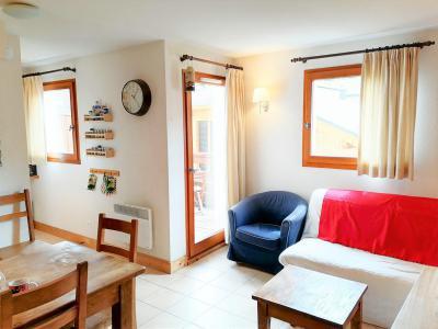 Vacances en montagne Appartement 3 pièces 6 personnes (JABB06) - Résidence les Jardins Alpins - Morillon - Logement