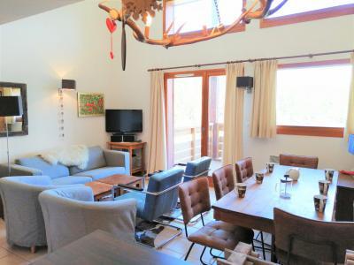 Vacances en montagne Appartement duplex 4 pièces 8 personnes (22) - Résidence les Jardins Alpins - Morillon - Logement