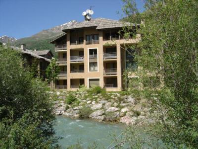 Location au ski Residence Les Jardins Alpins - Serre Chevalier - Extérieur été