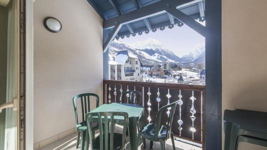 Vakantie in de bergen Résidence les Jardins de Balnéa - Peyragudes - Balkon