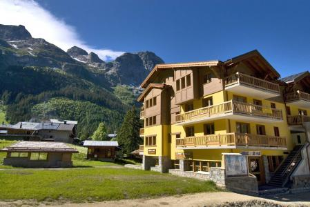 Alquiler Pralognan-la-Vanoise : Résidence les Jardins de la Vanoise verano