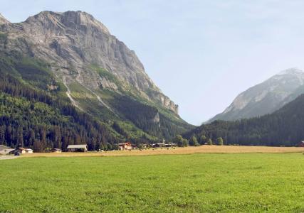 Location au ski Résidence les Jardins de la Vanoise - Pralognan-la-Vanoise - Extérieur été