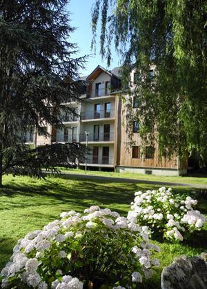 Location au ski Residence Les Jardins De Ramel - Luchon-Superbagneres - Extérieur été
