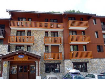 Location au ski Résidence les Jardins de Val - Val d'Isère - Extérieur été
