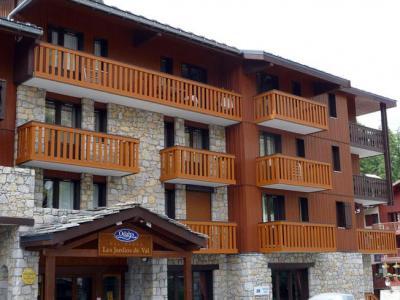 Location au ski Residence Les Jardins De Val - Val d'Isère - Extérieur été