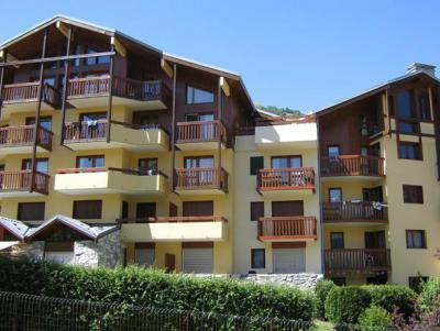 Holiday in mountain resort Résidence les Jardins du Nantet - Les Arcs