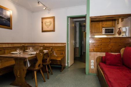 Vacances en montagne Appartement 2 pièces 4 personnes (Charmoz) - Résidence les Jonquilles - Chamonix
