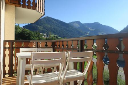 Vacances en montagne Studio coin montagne 4 personnes (C11) - Résidence les Jonquilles - Châtel