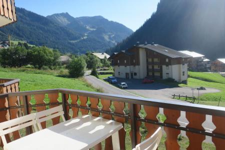 Location au ski Studio coin montagne 4 personnes (C11) - Résidence les Jonquilles - Châtel - Extérieur été