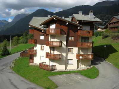 Location au ski Résidence les Jonquilles - Châtel - Extérieur été