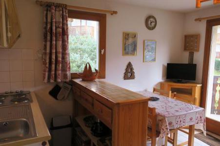 Vacances en montagne Appartement 2 pièces 4 personnes (B22) - Résidence les Jonquilles - Châtel - Logement