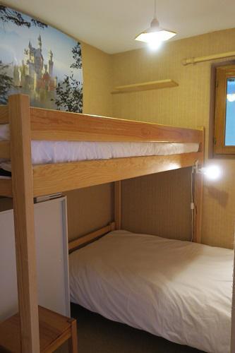 Vacances en montagne Appartement 2 pièces 4 personnes (B22) - Résidence les Jonquilles - Châtel - Chambre
