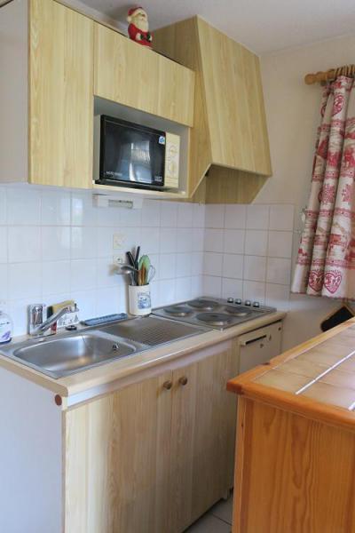 Vacances en montagne Appartement 2 pièces 4 personnes (B22) - Résidence les Jonquilles - Châtel - Cuisine