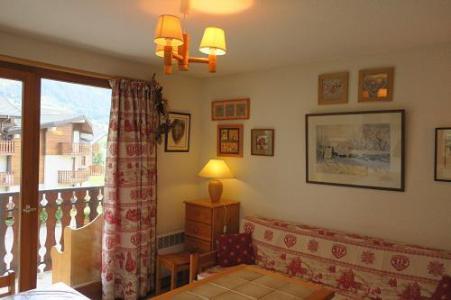 Vacances en montagne Appartement 2 pièces 4 personnes (B22) - Résidence les Jonquilles - Châtel - Séjour