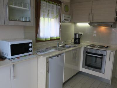 Vacances en montagne Appartement 2 pièces cabine 4 personnes (M7) - Résidence les Jonquilles - Châtel - Cuisine