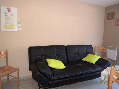 Vacances en montagne Appartement 2 pièces cabine 4 personnes (M7) - Résidence les Jonquilles - Châtel - Séjour