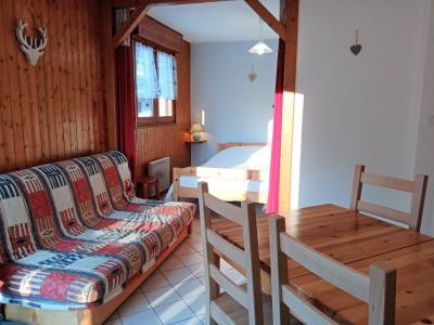 Vacances en montagne Logement 2 pièces 5 personnes (JQB9) - Résidence les Jonquilles - Châtel - Séjour
