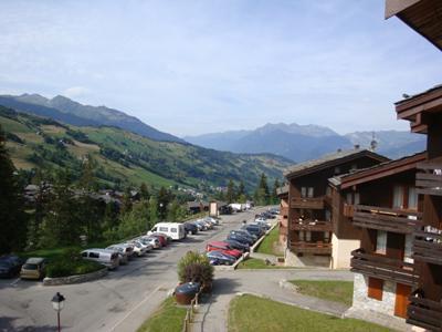 Location au ski Appartement 3 pièces 6 personnes (023) - Résidence les Lauzes - Valmorel - Extérieur été