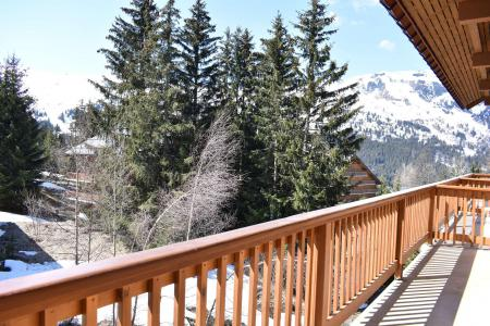 Holiday in mountain resort 3 room apartment 6 people (35) - Résidence les Lauzes - Méribel