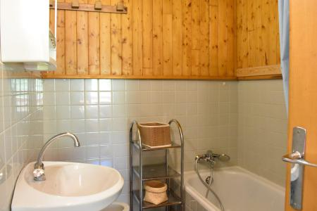 Holiday in mountain resort 1 room apartment 2 people (016) - Résidence les Lauzes - Méribel
