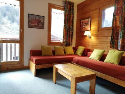 Vacances en montagne Appartement 2 pièces 5 personnes (055) - Résidence les Lauzes - Valmorel