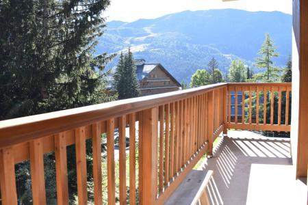 Vacances en montagne Studio 4 personnes (27) - Résidence les Lauzes - Méribel