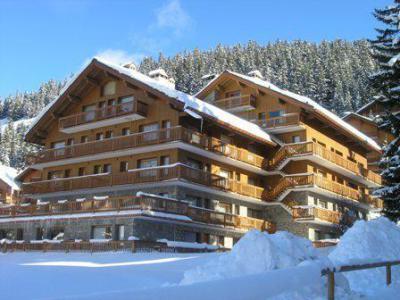 Vacances en montagne Appartement 3 pièces 6 personnes (35) - Résidence les Lauzes - Méribel