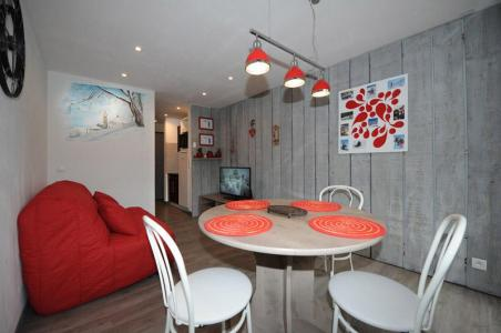 Vacances en montagne Appartement 2 pièces 4 personnes (8) - Résidence les Lauzes - Les Menuires - Table