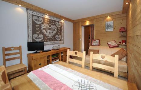 Vacances en montagne Appartement 2 pièces 5 personnes (D3) - Résidence les Lauzes - Les Menuires - Table