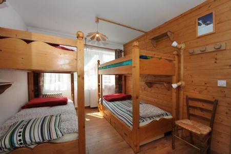 Vacances en montagne Appartement 2 pièces 6 personnes (A5) - Résidence les Lauzes - Les Menuires - Chambre