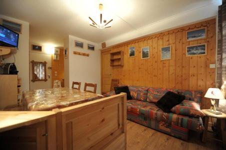 Vacances en montagne Appartement 2 pièces 6 personnes (A5) - Résidence les Lauzes - Les Menuires - Kitchenette