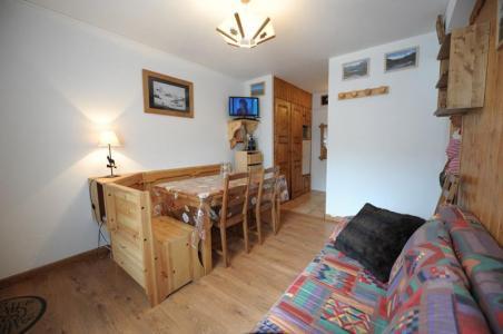 Vacances en montagne Appartement 2 pièces 6 personnes (A5) - Résidence les Lauzes - Les Menuires - Séjour