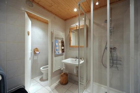 Vacances en montagne Appartement 2 pièces 6 personnes (A5) - Résidence les Lauzes - Les Menuires - Table