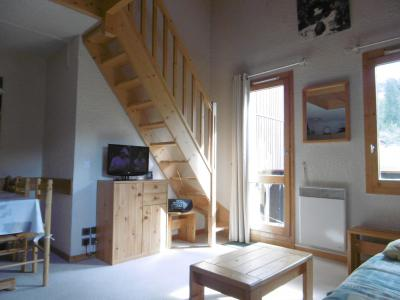 Vacances en montagne Appartement 3 pièces 6 personnes (023) - Résidence les Lauzes - Valmorel - Escalier