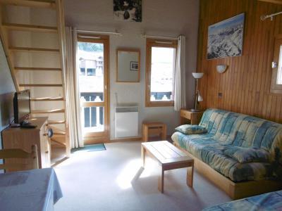 Vacances en montagne Appartement 3 pièces 6 personnes (023) - Résidence les Lauzes - Valmorel - Séjour
