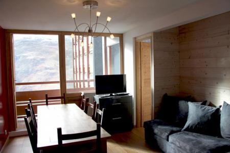 Vacances en montagne Appartement duplex 3 pièces 8 personnes (D1) - Résidence les Lauzes - Les Menuires - Canapé