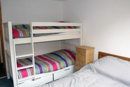 Vacances en montagne Appartement duplex 3 pièces 8 personnes (D1) - Résidence les Lauzes - Les Menuires - Lits superposés