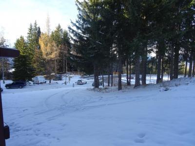 Vacances en montagne Studio coin montagne 5 personnes (513) - Résidence les Lauzières - Les Arcs