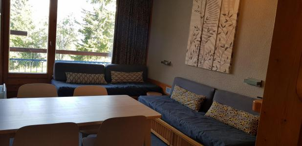 Vacances en montagne Studio coin montagne 5 personnes (073) - Résidence les Lauzières - Les Arcs