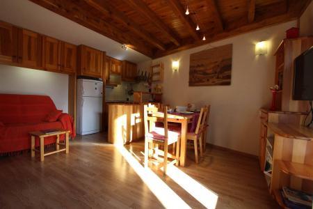 Vacances en montagne Appartement duplex 4 pièces 6 personnes (A11) - Résidence Les Lauzières - Pelvoux - Salle à manger