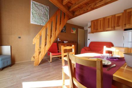 Vacances en montagne Appartement duplex 4 pièces 6 personnes (A11) - Résidence Les Lauzières - Pelvoux - Table