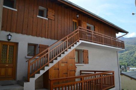 Location au ski Résidence les Lupins - Saint Martin de Belleville - Extérieur été