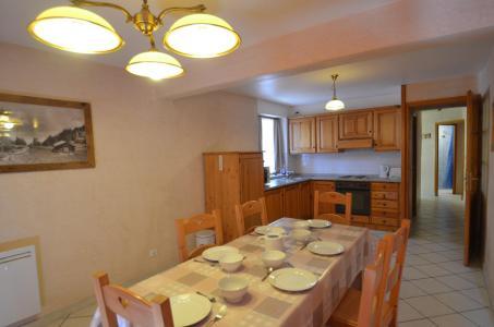 Vacances en montagne Appartement 4 pièces 5 personnes - Résidence les Lupins - Saint Martin de Belleville