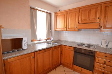Vacances en montagne Appartement 4 pièces 5 personnes - Résidence les Lupins - Saint Martin de Belleville - Cuisine