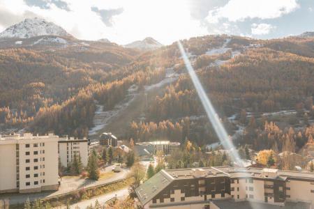 Vacances en montagne Studio coin montagne 4 personnes (3331) - Résidence les Mélèzes - Serre Chevalier
