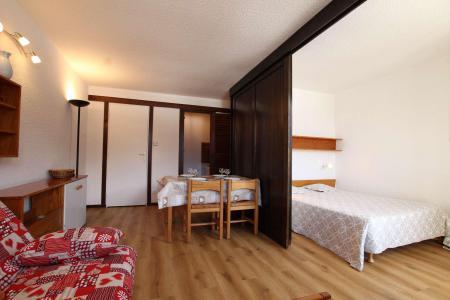 Vacances en montagne Studio cabine 4 personnes (3432) - Résidence les Mélèzes - Serre Chevalier