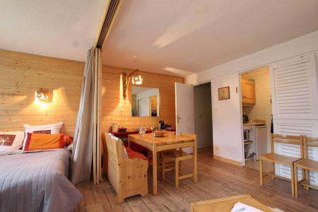 Vacances en montagne Studio coin montagne 4 personnes (1009) - Résidence les Mélèzes - Serre Chevalier